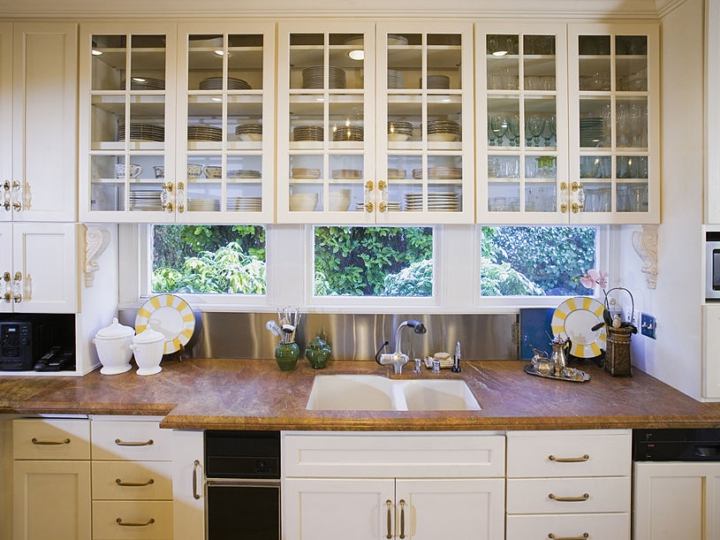 20 White Kitchen Cabinet Ideas