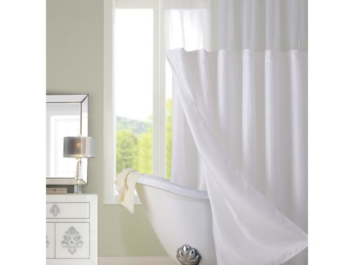 How to Clean Shower Curtains?