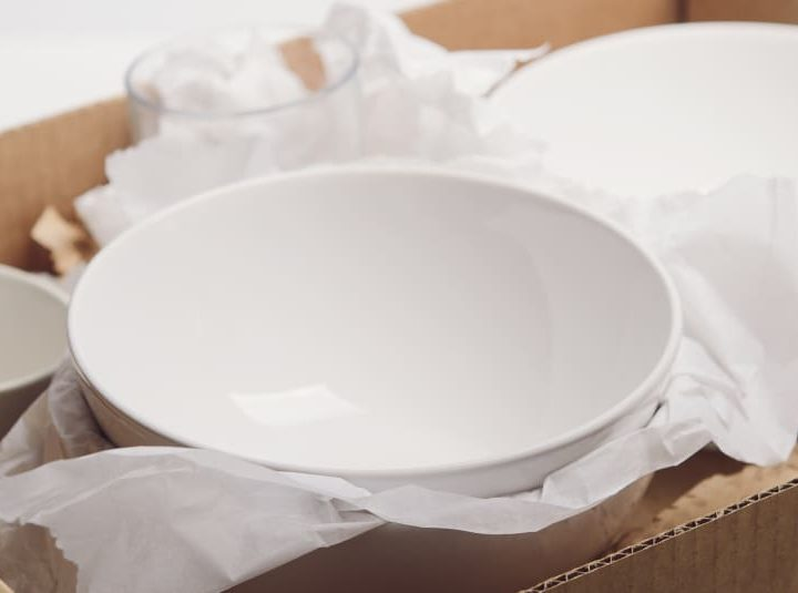 How to Pack Your Dishes and Glassware When Moving?