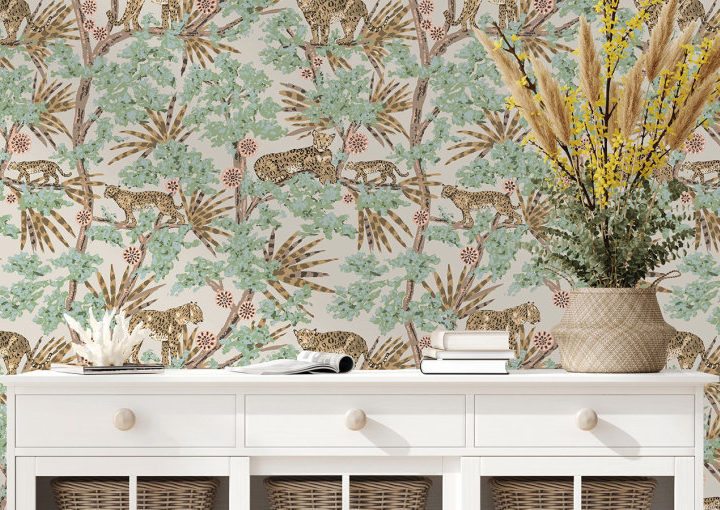 Removable Wallpaper: Pros and Cons of Using it