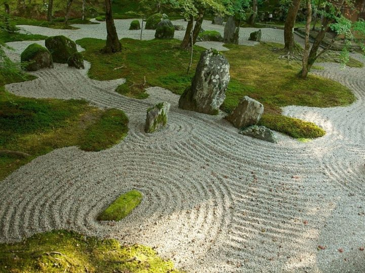 How To Make Your Own Zen Garden Within The Budget