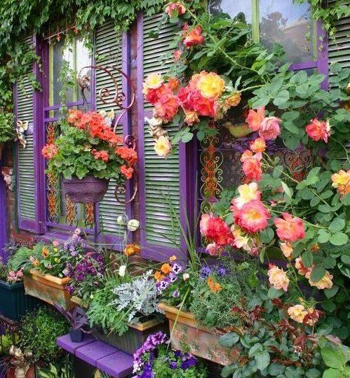 Best DIY Upcycled Garden Ideas