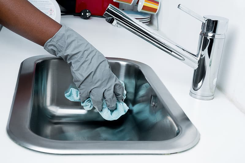 How To Clean Kitchen Sink Drain Tips To Effectively Clean Both Sink And Drain E Home Interior