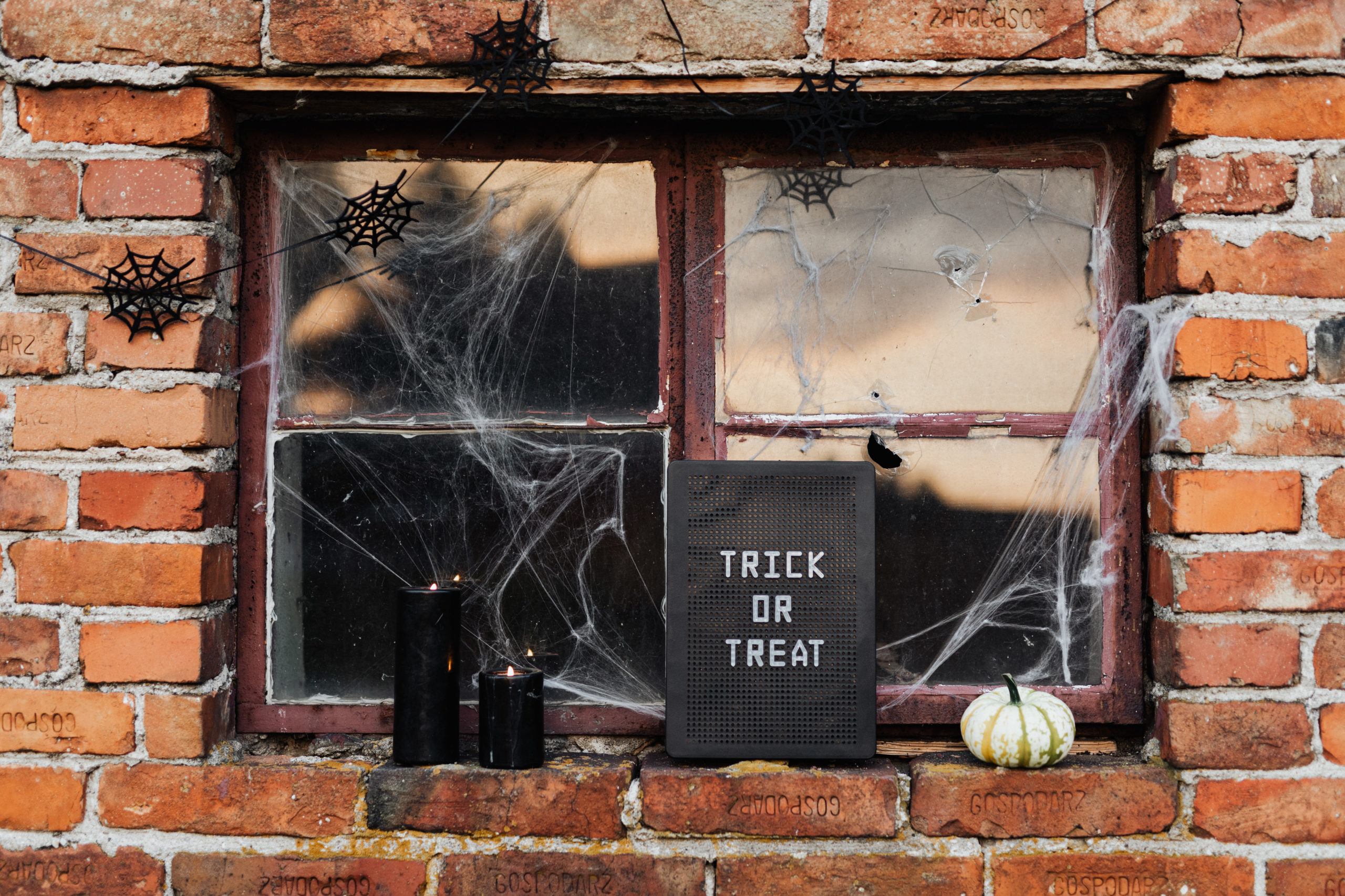 Cheap Outdoor Halloween Decorations Ideas