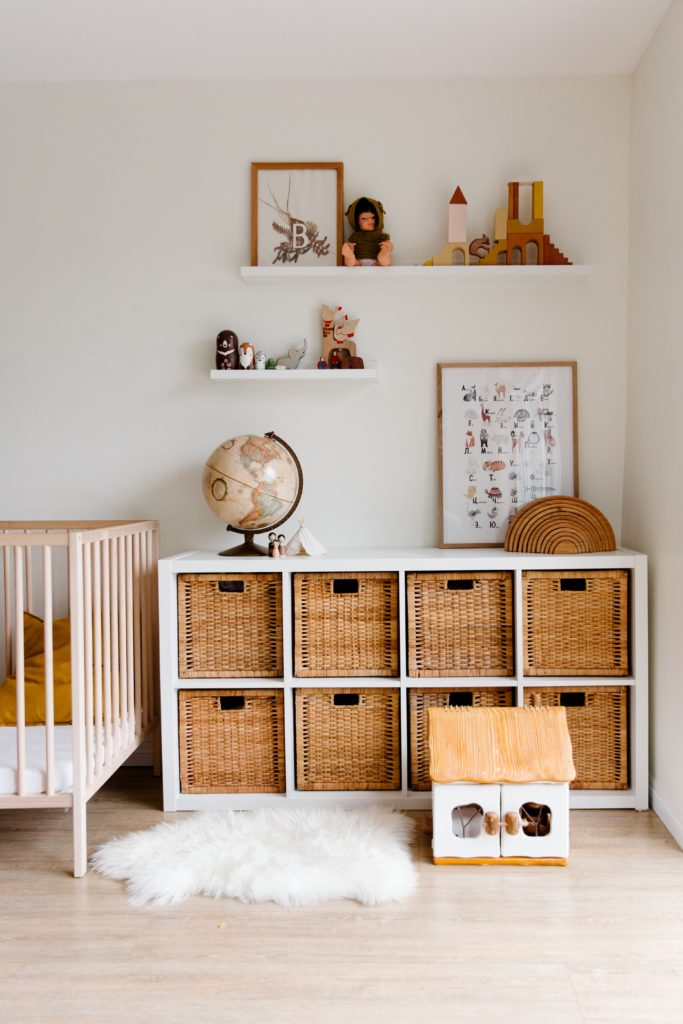 kids room ideas that provide with enough storage space