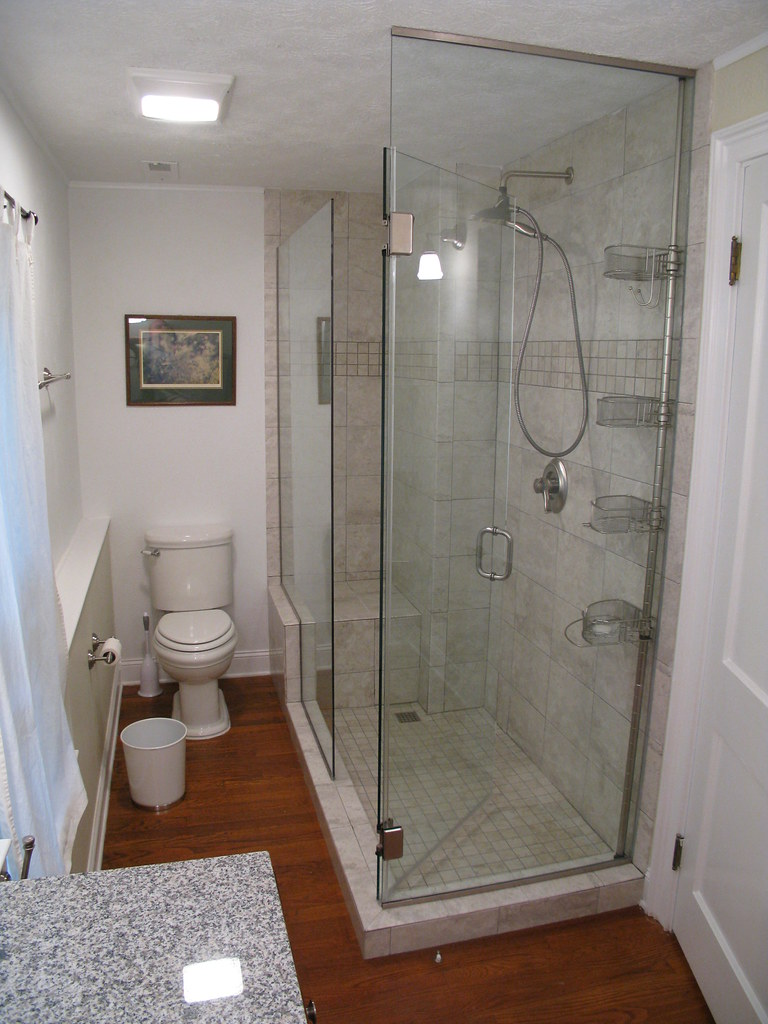 Small Shower Ideas To Have A fanciable Bathroom