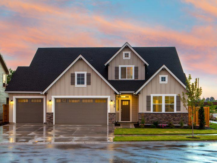 Attractive Garage Door Paint Ideas To Elevate Your Home's Outlook