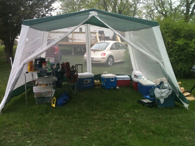 Know More About Camping Screen House