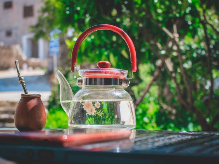 Grow Organic Herbal Tea Garden At Home