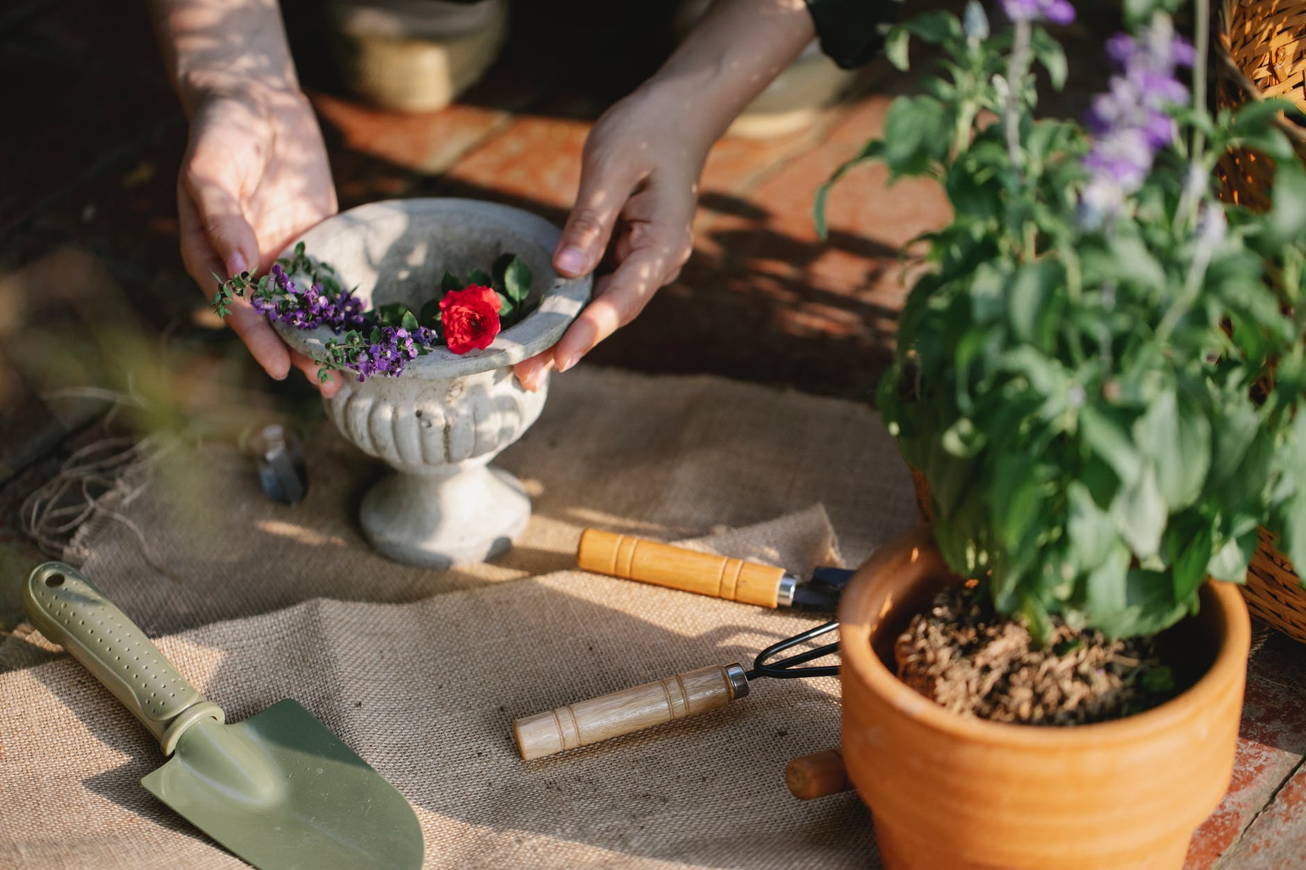Essential Tools Used For Gardening