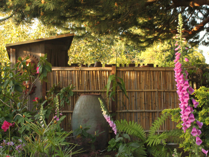 Fascinating Bamboo Fencing Ideas To Try In Garden, Balcony, or Patio